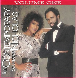 The Contemporary Sounds CD by Phil and Brenda Nicholas